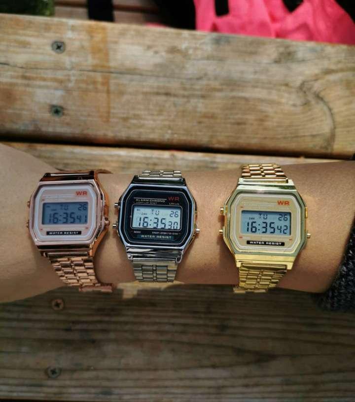 Imagen reloj 3 colores
