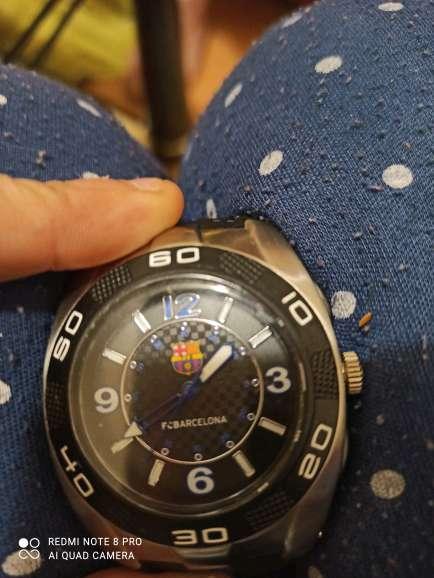 Imagen reloj del barcelona