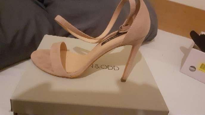 Imagen vendo sandalias para mujer