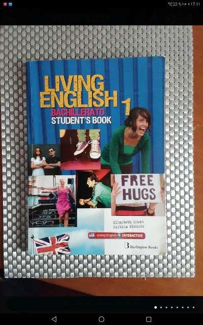Imagen Living English 1 de Bachillerato