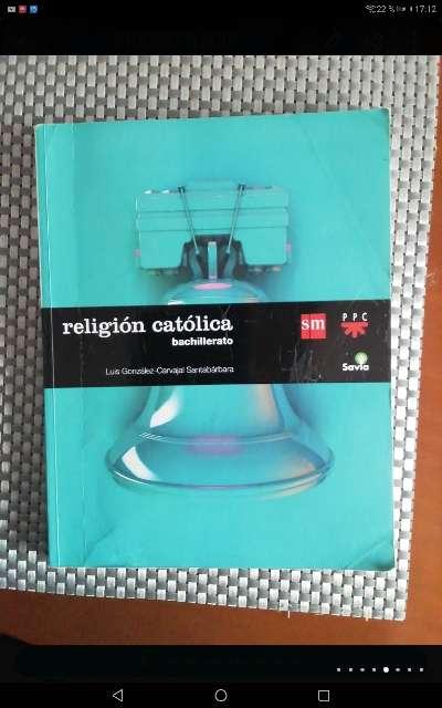 Imagen Religión católica 1 de Bachillerato