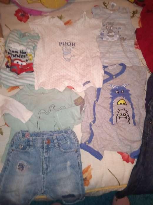 Imagen ropa de bebe