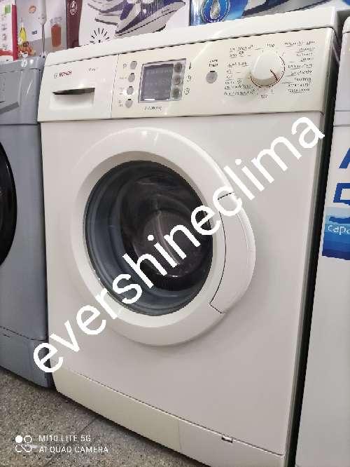 Imagen lavadora Bosch A+A 7KG