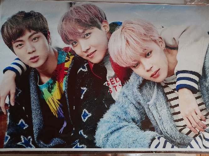 Imagen poster BTS