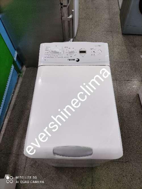 Imagen lavadora carga superior fagor A+++