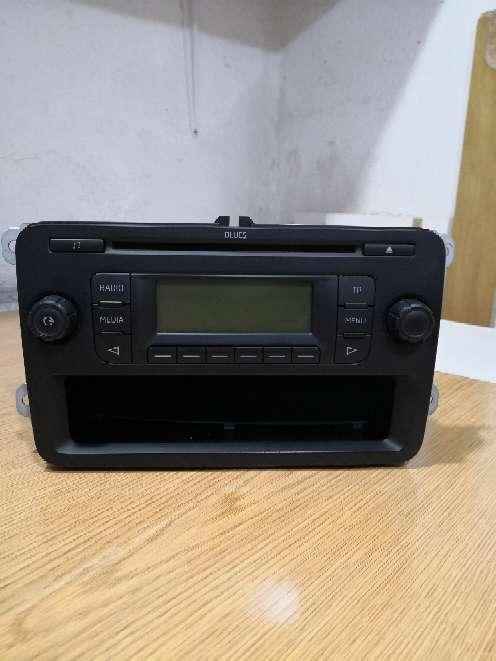 Imagen Radio coche skoda mp3