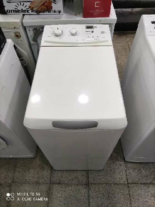 Imagen lavadora carga superior fagor clase AA