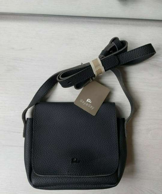 Imagen bolso negro nuevo