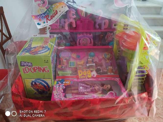 Imagen Cesta de juguetes
