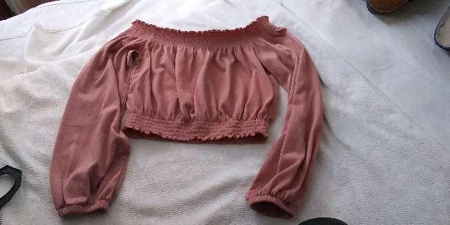 Imagen Camiseta de vestir corta