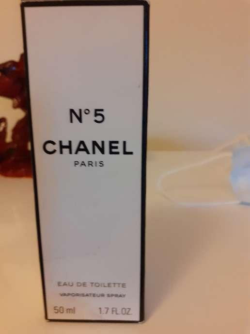 Imagen perfume chanel paris n°5 original 100%
