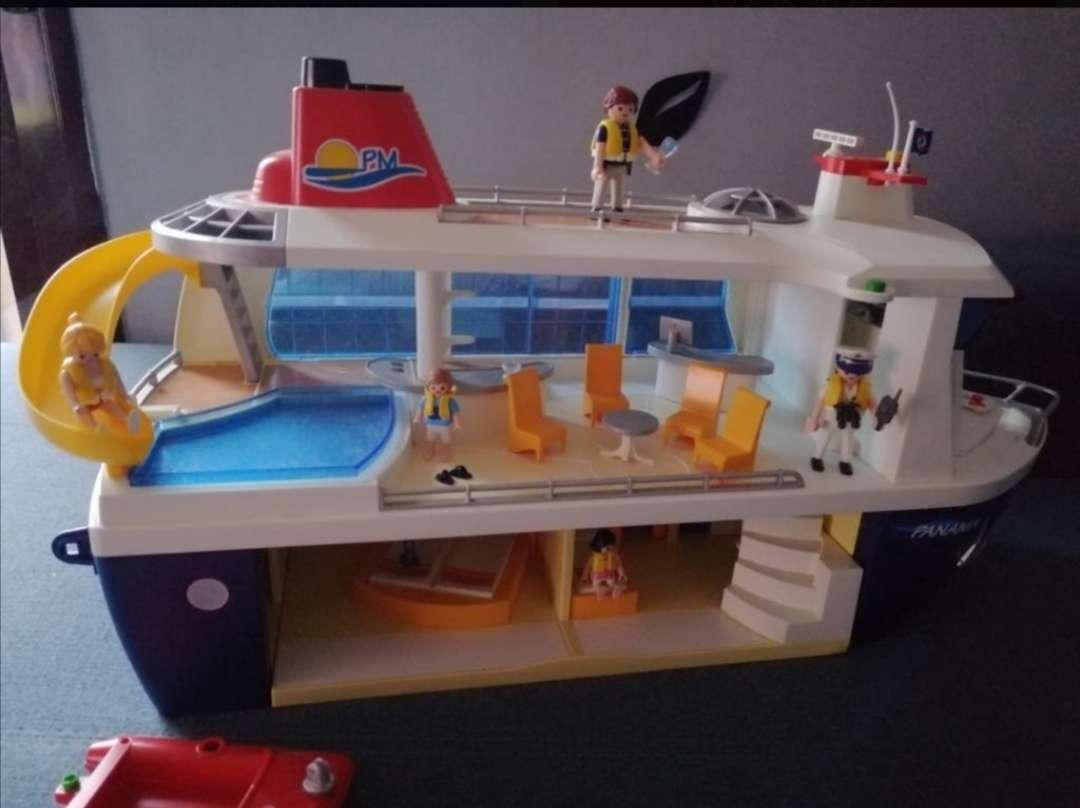 Imagen Yate lujo panama Playmobil