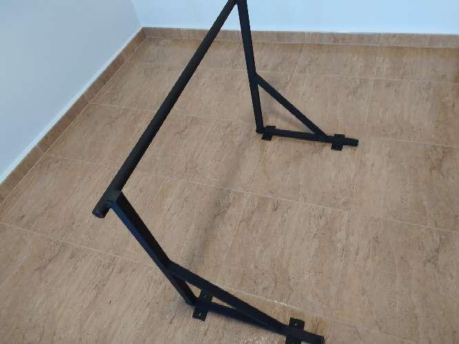 Imagen producto Dominadas para gimnasio en casa 8