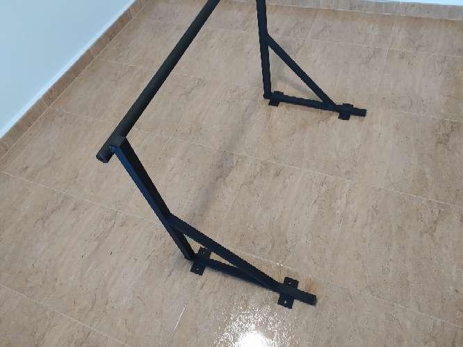 Imagen producto Dominadas para gimnasio en casa 6