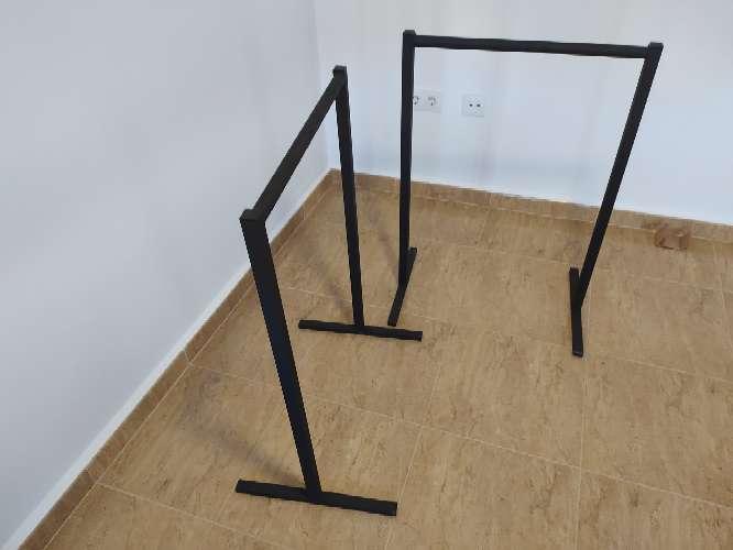 Imagen producto Barra de paralelas para gimnasio en casa 10