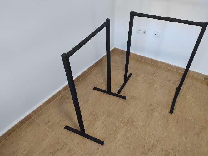 Imagen producto Barra de paralelas para gimnasio en casa 9