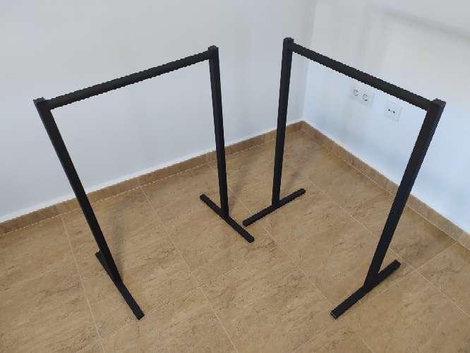Imagen producto Barra de paralelas para gimnasio en casa 6