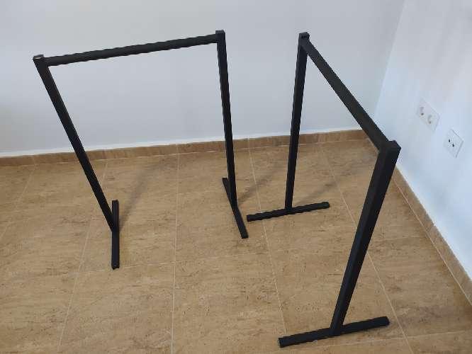 Imagen producto Barra de paralelas para gimnasio en casa 7