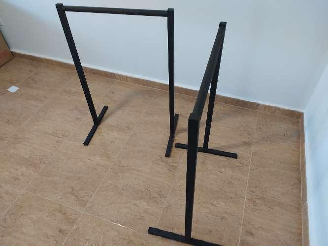 Imagen producto Barra de paralelas para gimnasio en casa 8