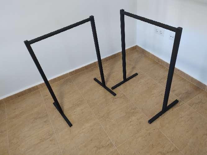 Imagen Barra de paralelas para gimnasio en casa