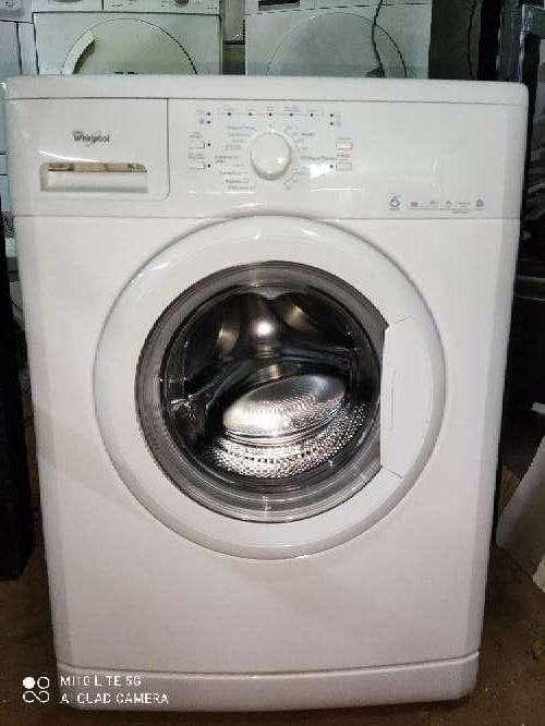 Imagen lavadora whirlpool A+ 8KG 1200rpm