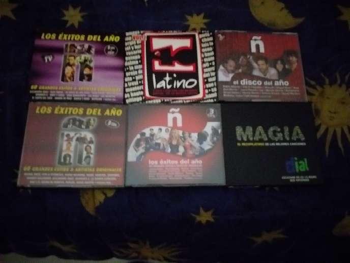 Imagen producto Videojuegos música dvds 8
