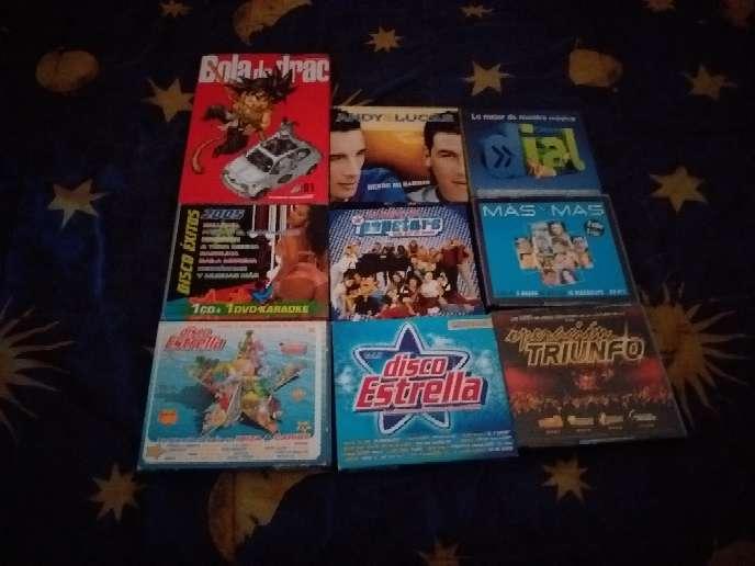 Imagen producto Videojuegos música dvds 4