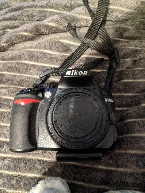 Imagen Nikon d3100 con nikkor 35mm 1.8