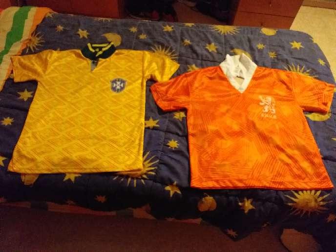Imagen camisetas de futbol