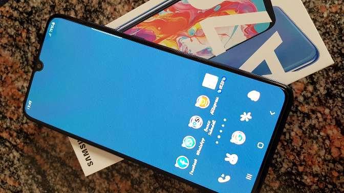 Imagen Samsung A70