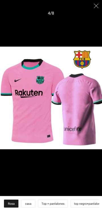 Imagen ropa de futbol I camisetas de marca