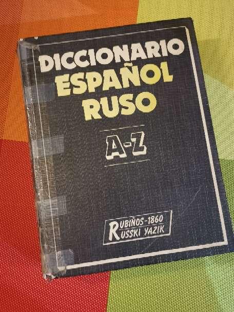 Imagen Diccionario español-ruso