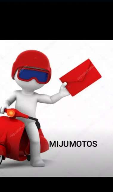 Imagen MIJUMOTOS moto mensajería