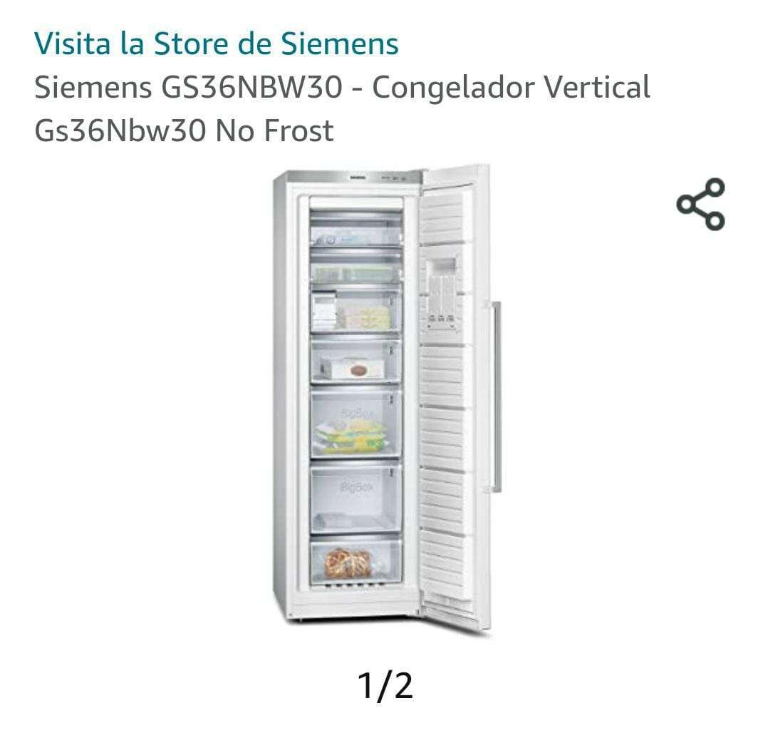 Imagen conglador vertical Siemens A++