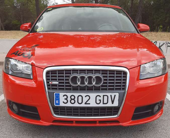 Imagen Audi A3 s-line 2008
