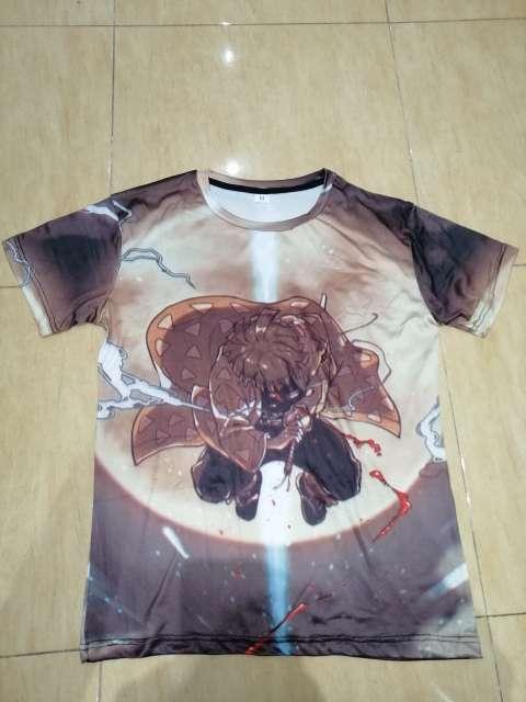 Imagen Camiseta kimetsu no yaiba