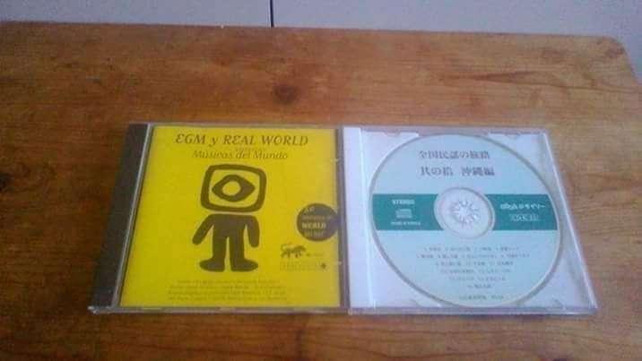 Imagen CD de Música