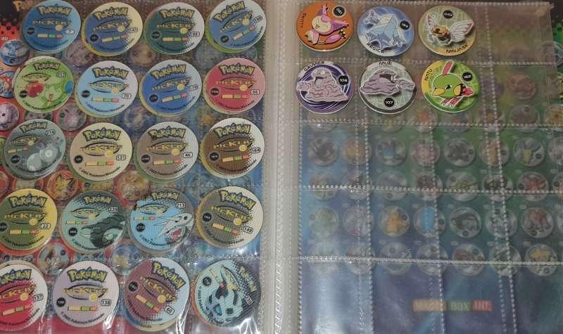Imagen producto Álbum Pokémon Pickers De La Colección 2005 5