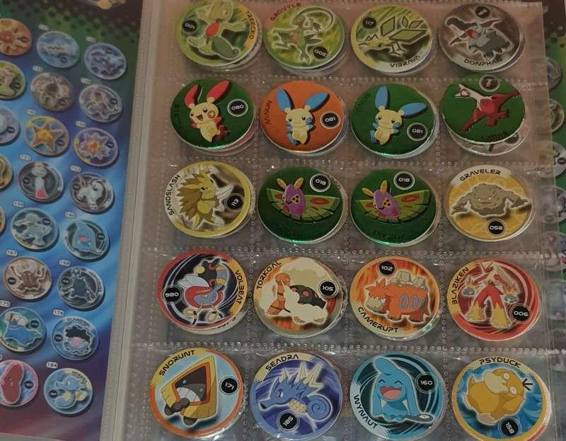 Imagen producto Álbum Pokémon Pickers De La Colección 2005 4
