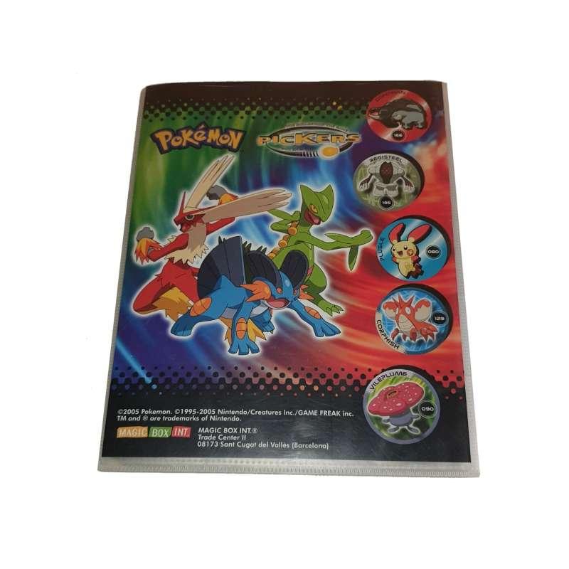 Imagen producto Álbum Pokémon Pickers De La Colección 2005 2