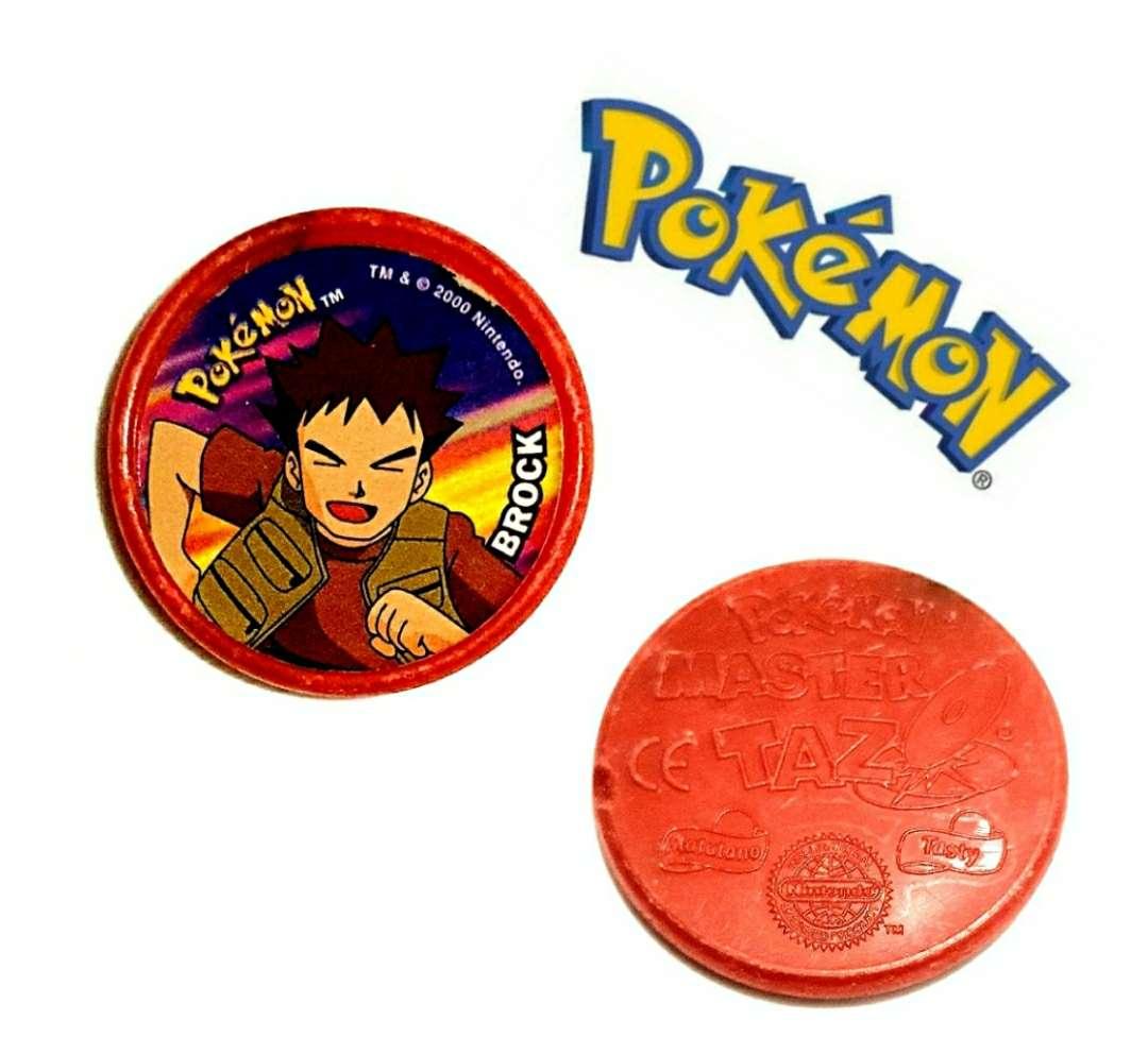 Imagen Master Tazo Pokémon De La Colección 2000