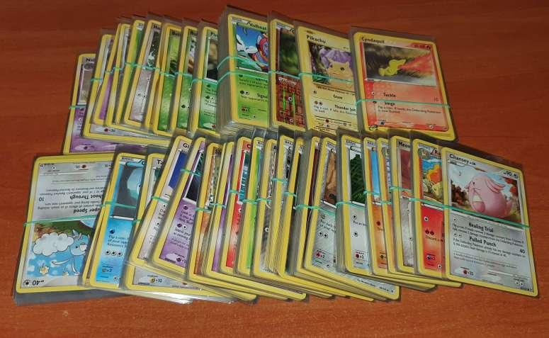 Imagen producto Cartas Pokémon TCG Antiguas, Ordenadas Y En Funda 3