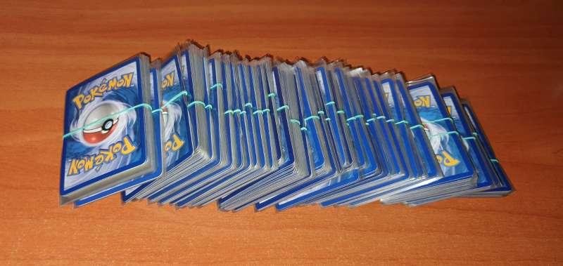 Imagen producto Cartas Pokémon TCG Antiguas, Ordenadas Y En Funda 2