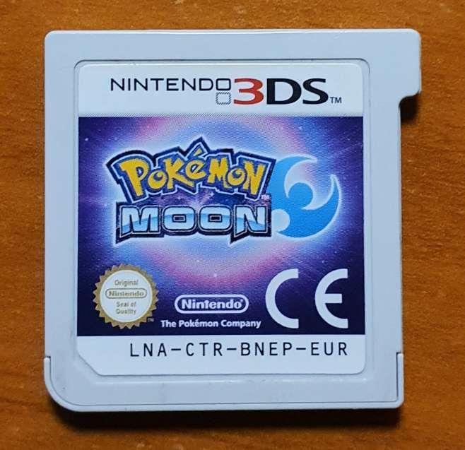 Imagen producto Pokémon Luna Para Nintendo 3DS 4