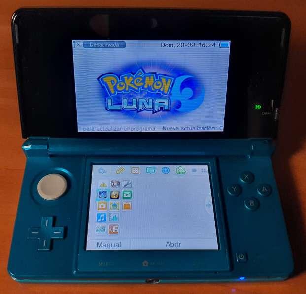 Imagen producto Pokémon Luna Para Nintendo 3DS 2