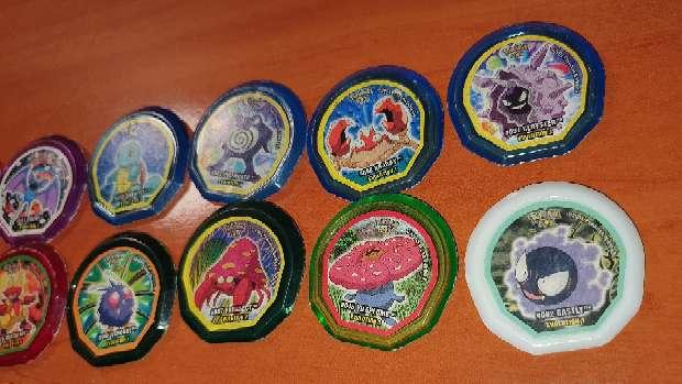 Imagen producto 3 Lotes De Tazos Pokémon 2
