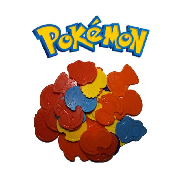 Imagen Lanzadores De Tazos Pokémon Kraks De Panini