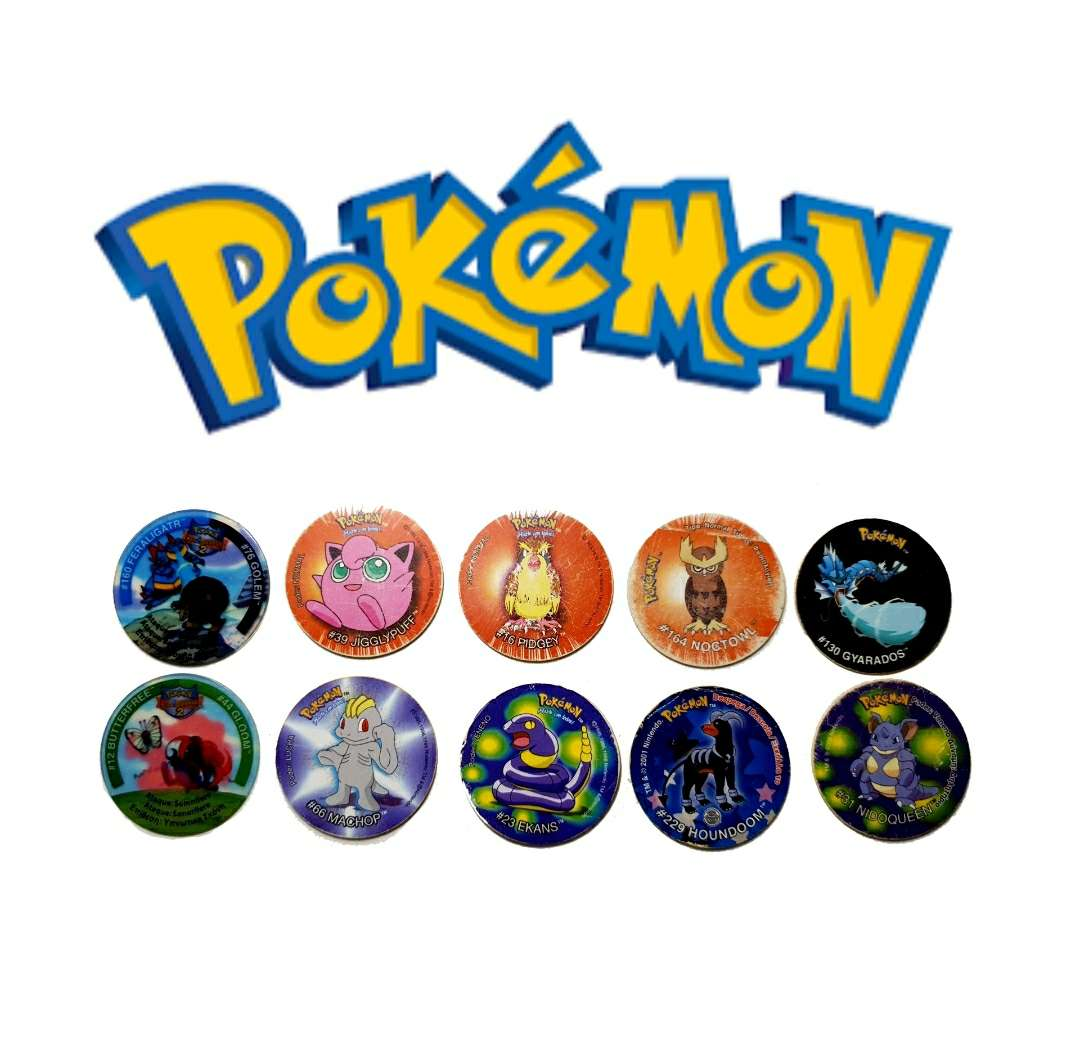 Imagen 10 Tazos Pokémon