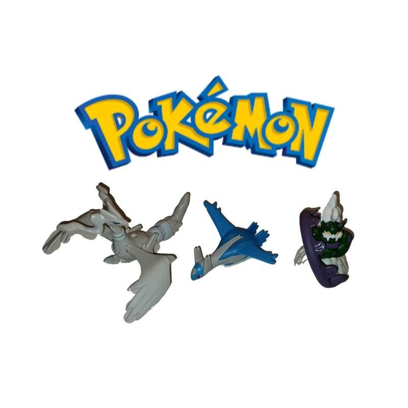 Imagen Figuras Pokémon Legendarios