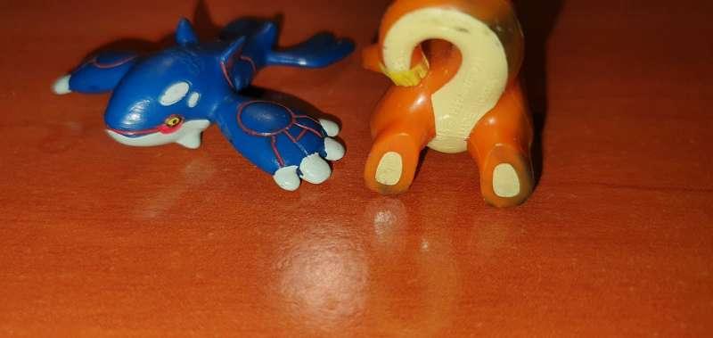 Imagen producto Lote De 2 Figuritas Pokémon 5